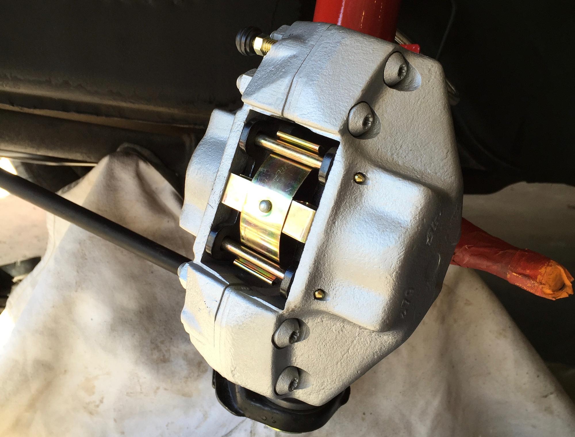 911 ATE A Type Brake Caliper